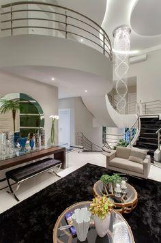 Casa+sobrado+com+fachada+moderna+em+terreno+12x30+-+conheça+todos+os+ambientes!