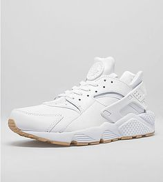 brand new 33984 746a7 Nike Air Huarache Premium White  Gum Pack  Size