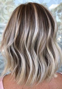The hair coloring term balayage which is also known as sweeping or painting is one of the most demanding hair coloring ways in these days. World's top hair colorist use to dye it for fashionable ladies. See here the most amazing ideas of dimensional and versatile balayage hair colors and highlights to sport in 2018.