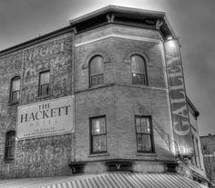 The Hackett Hotel in Marietta, OH