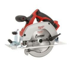 Milwaukee M18 18-Volt Lithium-Ion 6-1/2 in. Cordless Circular Saw (Tool Only)-2630-20 at The Home Depot