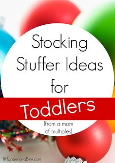 Christmas Ideas For Toddlers Stocking Stuffers Toddler Christmas Gifts, Toddler Gifts, Christmas Holidays, Christmas Ideas, Christmas Crafts, Toddler Stocking Stuffers, Christmas Stocking Stuffers, St Nicholas Day, Kids Stockings