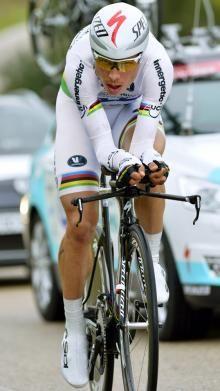 Martin wins time trial, overall at Volta ao Algarve