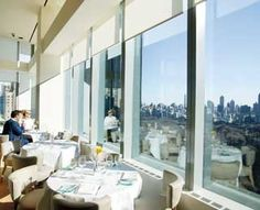 World's Best Restaurant Views | Asiate, New York City
