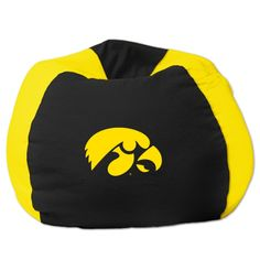 Use this Exclusive coupon code: PINFIVE to receive an additional 5% off the Iowa Hawkeyes Bean Bag Chair at SportsFansPlus.com