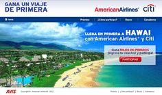 ..:: CARTOON PRODUCCIONES PRESENTA EL SITE �GANA UN VIAJE DE PRIMERA� PARA AMERICAN AIRLINES Y CITIBANK | Noticias - Mercado Negro.pe::..