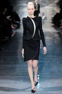 Paris Fashion Week Haute Couture: Armani Privé
