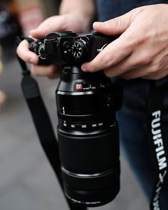 The new FUJINON XF100-400mmF4.5-5.6 R LM OIS WR lens was designed for handheld shooting with a 5.0-stop image stabilization system and weighs less than 1.4kg. The built-in linear motor for fast autofocusing makes it perfect for shooting fast-moving subjects including aircraft and motorsports. The lens is also both water and dust resistant and can operate in temperatures as low as -10C so its suitable for use in a wide range of outdoor shooting conditions. A fluorine coating has also been…