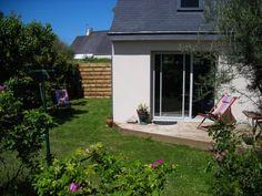 Location de vacances pour 2 personnes à SANTEC près de ROSCOFF dans le Finistère