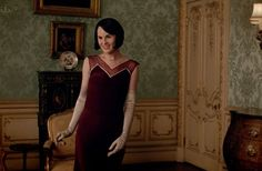 Downton Abbey Costumes, Downton Abbey Fashion, Lady Mary Crawley, Michelle Dockery, Lily Evans, Period Costumes, Her Hair, New Look, Dressing