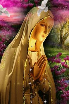 Jesus And Mary Pictures, Mother Mary Images, Catholic Pictures, Images Of Mary, Pictures Of Jesus Christ, Mary And Jesus, Blessed Mother Mary, Blessed Virgin Mary, Miséricorde Divine