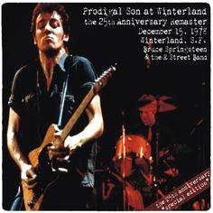 PHAROPHA SONORA: BRUCE SPRINGSTEEN - Winterland - 25th Anniversary ...