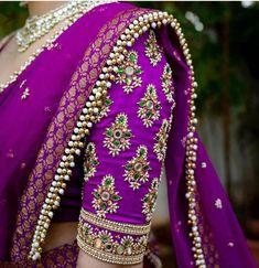 Cutwork Blouse Designs, Simple Blouse Designs, Stylish Blouse Design, Bridal Blouse Designs, Blouse Neck Designs, Dress Designs, Sleeve Designs, Mirror Work Blouse Design, Mirror Work Saree Blouse