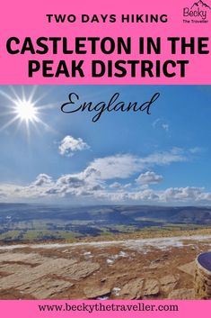 Read about my two da Hiking Routes, Hiking Trails, Peak District England, Cool Places To Visit, Places To Go, Travel Tips For Europe, Travel Abroad, Travel Destinations, Pembrokeshire Coast