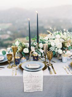 stylisme pour mariage élégant et chic