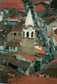 Torre do Relógo - Castelo Branco, Portugal