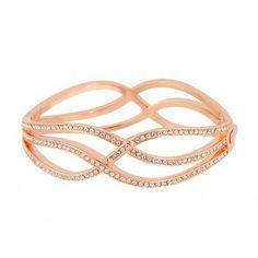 18K RGP Alloy Bracelet