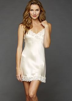 beautiful whites and elegant ivories perfect for the bride and her wedding and bridal party. stunning in luxurious silk lingerie and sleepwear; Nylons, Frilly Knickers, Satin Dresses, Formal Dresses, Silk Chemise, Chiffon, Silk Wrap, Silk Shorts, Vintage Lingerie