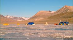 ANTARCTIC LAKE'S CLUE TO ALIEN LIFE. The discovery of microbes thriving in the salty, sub-zero conditions of an Antarctic lake could raise the prospects for life on the Solar System's icy moons. Life Science, Science And Nature, Jupiter's Moon Europa, Alien Life Forms, Science Articles, National Academy, Academy Of Sciences, Outside World, Lake Life