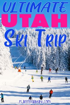 "Planning a Salt Lake City skiing trip? Awesome! Let's plan your perfect Salt Lake City, Utah skiing trip! There is a lot to be excited about. For one, Utah has the ""Greatest Snow on Earth."" (Believe it or not, the University of Utah did a study on this. And of course, just ask locals, who are not biased whatsoever! We'll explore the different transportation, ski resorts, ski rental equipment, and lodging. 