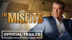 Jamie Chung, The Misfits, Die Hard, Pierce Brosnan, Tim Roth, Official Trailer, Movie Trailers, Film, Movie Stars