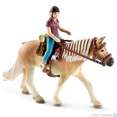 Pony riding set, camping