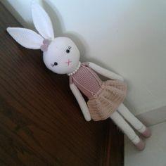 Amigurumi Tavşan. Fiyat;45TL