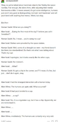 Humans Are Weird / Space Australia Belongings