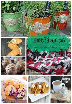 Welcome To Foodie Friends Friday Party 139. Thank you for joining the party last week. It was a terrific party and everyone loved all the delicious recipes and DIY crafts you shared with us last week.