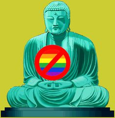 monaci, Buddismo, religione, Divieto monaci buddisti gay,, Islam, Cristianesimo, mofobia, razzismo, legge, Tailandia, Budda, Dio, Allah, discriminazione