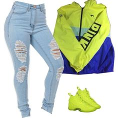 Untitled #599 by prettygirlnunu on Polyvore featuring polyvore fashion style NIKE Victoria's Secret