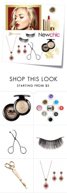 """Newchic 142. (Beauty 17.)"" by carola-corana ❤ liked on Polyvore featuring beauty and Post-It"