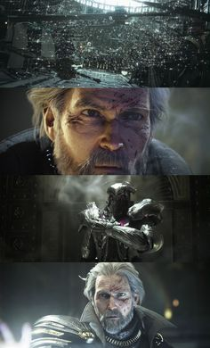 King Regis, FFXV: Kingsglaive