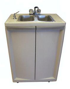 Luxury Portable Sink Parts