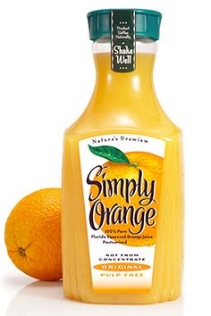 Steward of Savings : Save $0.75/1 Simply Orange Juice Coupon!