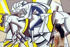 ARIA: MUSEUM LUDWIG PRESNTS STUNNING LICHTENSTEIN EXHIBITION