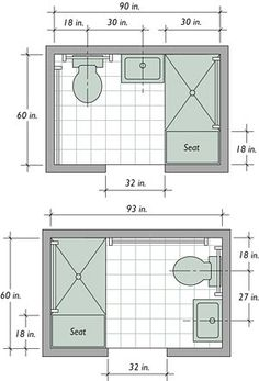Delicieux Simple Small Bathroom Floor Plans Remodeling A Small Bathroom While You, A  Small Bathroom Floor Plan Is Essential. These May Take You, T.