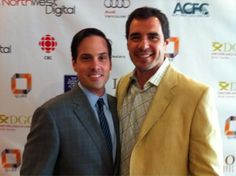 "@actorDanPayne ""@IvanHayden and I on our way into then @leoawards! Great people to share a great night!"""