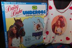 Daisy Duke underroos -