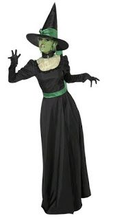 Costume Ideas for Women: Top Wicked Witch of the West Costumes for Women and Girls (The Wizard of Oz)