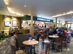 Starbucks in the Plaza