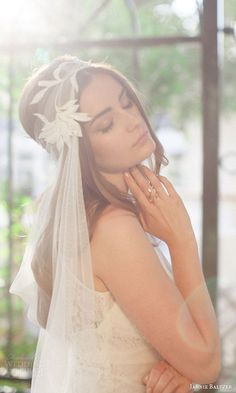 jannie baltzer 2016 bridal accessories Loving the sienna #veil  Mode Bridal is a #luxury #bridal boutique where style loving brides will find quality and impeccable service in everything we do. www.modebridal.co.uk