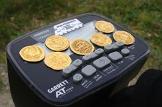 Garrett AT PRO Allround Detector finds GOLD too Bounty Hunter Metal Detector, Garrett Metal Detectors, Metal Detecting Tips, Metal Detector Reviews, Whites Metal Detectors, Gold, Yellow