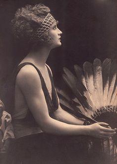 Ziegfeld girl...