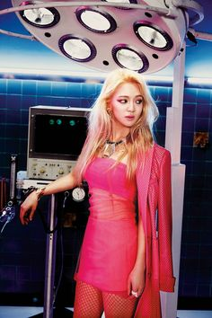 Girls' Generation - Mr.Mr. Teaser Photo Hyoyeon looks flawless!