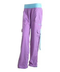 Take a look at this Orchid Stellar Samba Cargos by Zumba® on #zulily today!