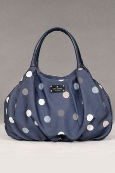 Cute Polka Dot Purse!