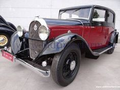 Hotchkiss Cabourg 411 For Sale (1933)