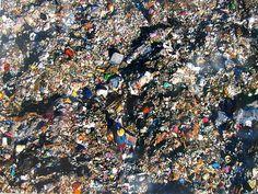 Yann Arthus Bertrand: dump in Mexico City