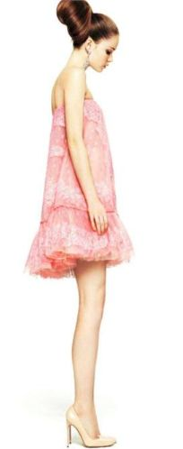 Valentino... I sometimes wonder if it's still ok for me to wear girly outfit..